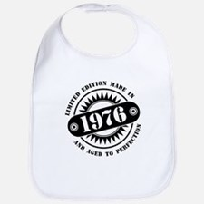 LIMITED EDITION MADE IN 1976 Bib