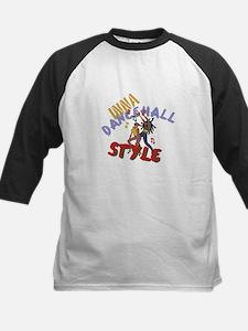 Inna Dancehall Style Baseball Jersey
