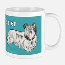 Skye Terrier Mug Mugs
