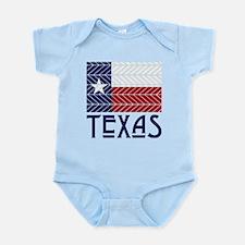 Chevron Texas Body Suit