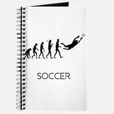 Soccer Goalie Evolution Journal