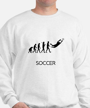 Soccer Goalie Evolution Jumper