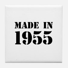 Made in 1955 Tile Coaster