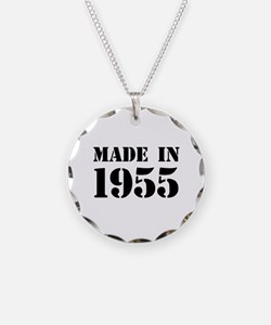 Made in 1955 Necklace
