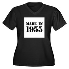 Made in 1955 Plus Size T-Shirt