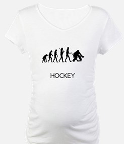 Hockey Goalie Evolution Shirt