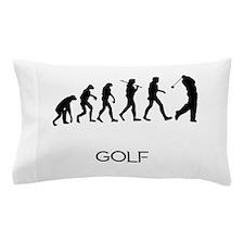 Golf Evolution Pillow Case