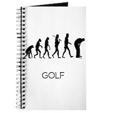 Golf Putt Evolution Journal