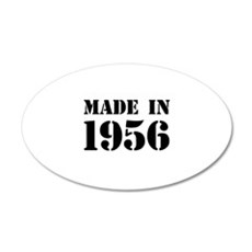 Made in 1956 Wall Sticker