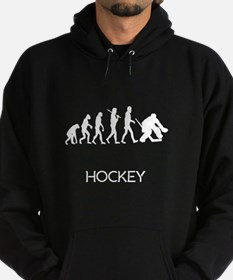 Hockey Goalie Evolution Hoodie