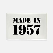 Made in 1957 Magnets