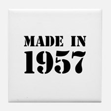 Made in 1957 Tile Coaster