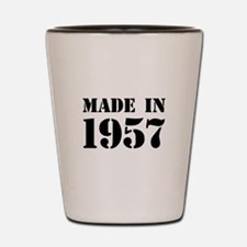 Made in 1957 Shot Glass