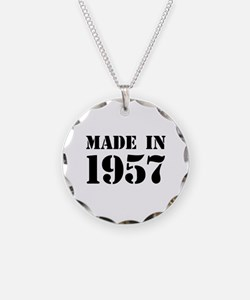 Made in 1957 Necklace