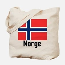 Norge DS Tote Bag
