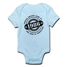 LIMITED EDITION MADE IN 1986 Body Suit