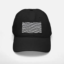 School of Megalodon Sharks Baseball Hat