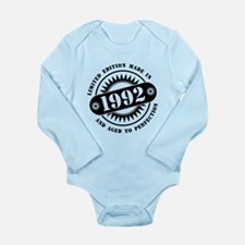 LIMITED EDITION MADE IN 1992 Body Suit