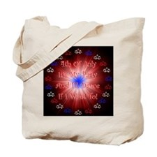 4th of July Party Tote Bag