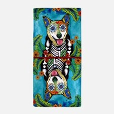 Cute Acd Beach Towel