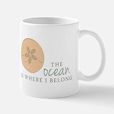 The Ocean Mugs