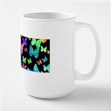 Psychedelic Butterflies Mugs
