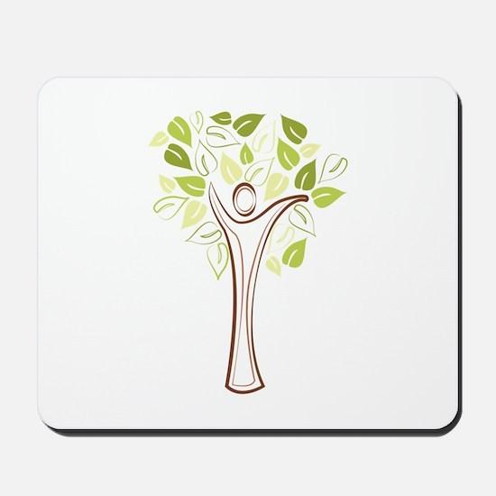 Family Tree Mousepad
