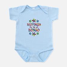 Happiness is Bingo Infant Bodysuit