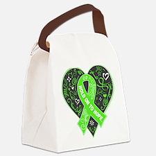 Lymphoma HOPE Canvas Lunch Bag