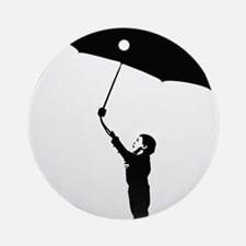 umbrella Ornament (Round)