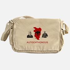 Autochthonous Albania Messenger Bag