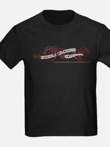 Youtube Channel Steep Slopes Coaster RWS T-Shirt