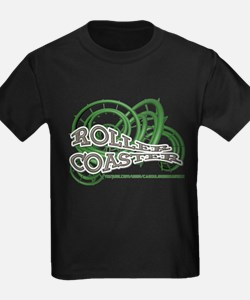 Youtube channel Roller Coaster GWS T-Shirt
