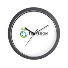 TruVision Health Wall Clock