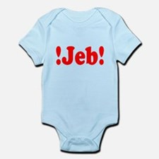 Latinos for Jeb Bush 2016 Body Suit