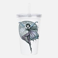 lunas ascent transpare Acrylic Double-wall Tumbler