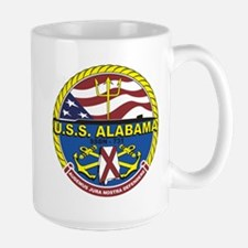 Uss Alabama Ssbn 731 Mugs