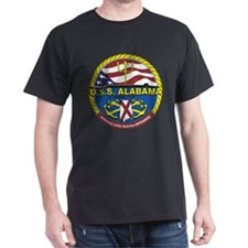 Uss Alabama Ssbn 731 T-Shirt