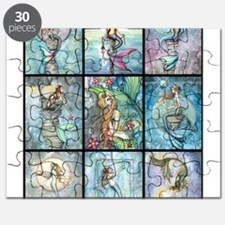 Molly Harrison Mermaids Fantasy Art Puzzle