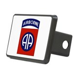 82nd airborne Rectangle