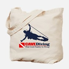 CAVEDiving 2 Tote Bag