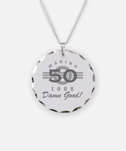 Making 50 Look Good Necklace