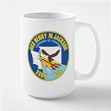 USS Henry M. Jackson SSBN 730 Mugs