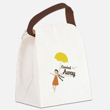 Carried Away Canvas Lunch Bag