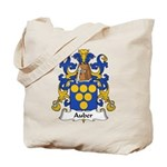 Auber Family Crest Tote Bag