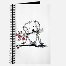 Coton de Tulear Gardener Journal