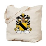Astier Family Crest Tote Bag