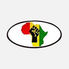 Rasta Black Power Africa Patch