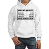 Funny welding Hooded Sweatshirt