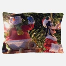 Cute Christmas goofy Pillow Case